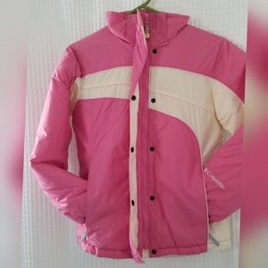 Columbia snow jacket